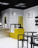 Bloom-n-brew II | Café-Interieurs | Asketik Studio