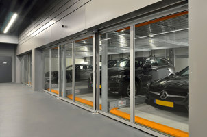 La Reine gets a premium parking solution   Manufacturer references   KLAUS Multiparking