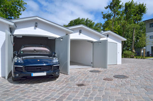Parking in style on the Isle of Sylt | Manufacturer references | KLAUS Multiparking