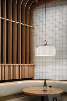 Boqueria Times Square | Restaurant interiors | studio razavi architecture