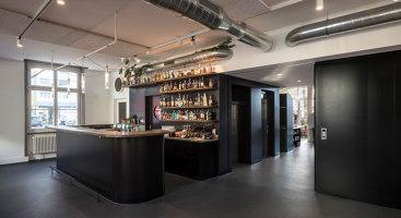 Parterre One Bistro, Restaurant & Bar | Ristoranti | Focketyn Del Rio Studio