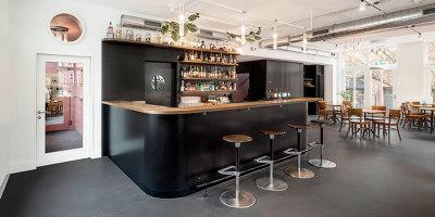 Parterre One Bistro, Restaurant & Bar | Restaurants | Focketyn Del Rio Studio