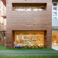 IBOBI Kindergarten | Kindergartens / day nurseries | VMDPE Design