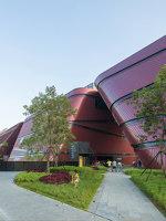 Longgang Cultural Centre | Musei | Mecanoo