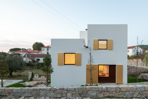 House in Afife | Detached houses | Guilherme Machado Vaz