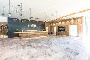 Hotel Lürzerhof | Manufacturer references | Metal Interior