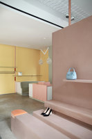 IMARIKA | Shop interiors | Marcante-Testa (UdA Architects)