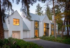 Lake Cove Residence | Detached houses | Stuart Silk Architects