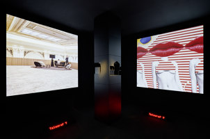 TIME – SPACE – EXISTENCE Exhibition | Showrooms | BEHF Architects