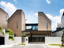 PROJECT #3 | Detached houses | Studio Wills + Architects