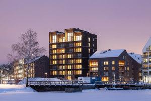 Kajstaden | Apartment blocks | C.F. Møller