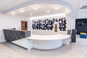 Aspire Lounge | Manufacturer references | Soundtect