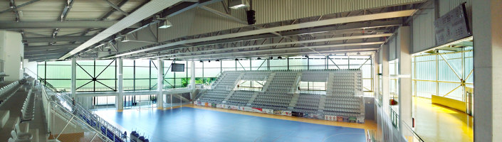 The Lighthouse, sports arena | Sports halls | archi5