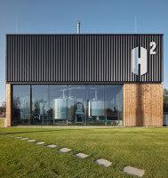 Hostivar H2 – Brewery with restaurant and bakery | Industrial buildings | ADR