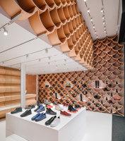 Camper Paseo de Gracia | Shop interiors | Kengo Kuma