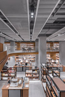 Altlife Bookstore in Ningbo | Negozi - Interni | Kokaistudios