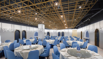 Shunfenglou Seafood Restaurant | Restaurant-Interieurs | Topos Design Clans