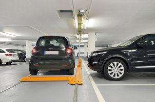 Parkboards - Waterlofts at Hamburger Stadtpark | Manufacturer references | KLAUS Multiparking