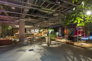 HAY pop-up store in Tokyo | Negozi - Interni | Schemata Architects