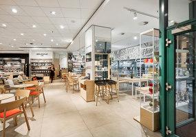 Moleskine Café | Manufacturer references | Punt Mobles