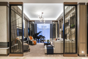 The Lowry Presidential Suite | Hotel-Interieurs | Goddard Littlefair