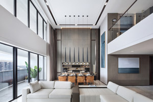 Mangrove Bay Citic Zhuhai | Living space | CCD/Cheng Chung Design