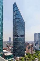 Mexico   Torre Reforma   WÖHR Multiparker 740   Manufacturer references   Wöhr