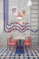 Abu Ghosh | Restaurant interiors | Studio SHOO