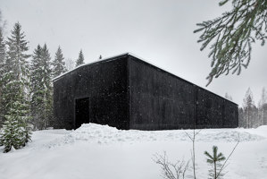 Kyrö Distillery Barrel Storage | Industrial buildings | Avanto Architects