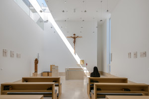 Monastery of the Sisters of St. Francis | Church architecture / community centres | PORT