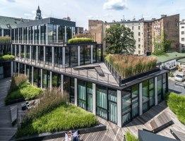 Office Building in Za bramka Street | Office buildings | Ultra Architects