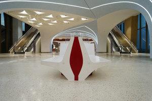 Doha, Qatar, Rail Station | Manufacturer references | Bellitalia