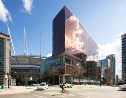 PARQ Vancouver | Hotels | ACDF Architecture