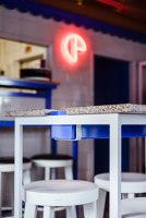 Przyjemność Pizza bar | Bar interiors | wiercinski-studio