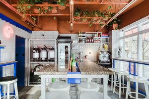Przyjemność Pizza bar | Intérieurs de bar | wiercinski-studio