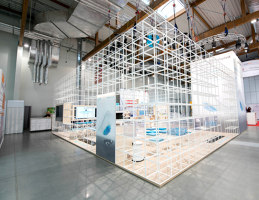 Coloplast Fair Stand | Manufacturer references | GRID System APS