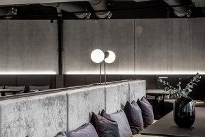 Byfjordparken Lunch restaurant | Restaurant interiors | Magu Design