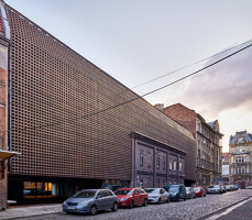 Silesia University's Radio and TV Department | Universities | BAAS arquitectura