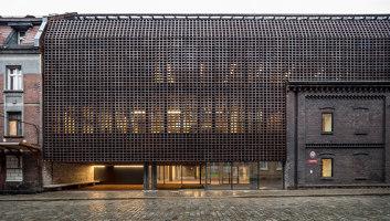 Silesia University's Radio and TV Department | Universities | BAAS arquitectura