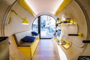 OPod Tube House | Apartment blocks | James Law Cybertecture