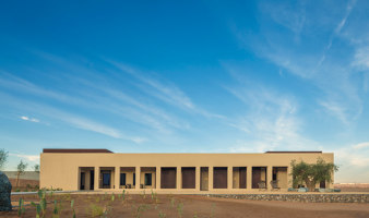 Al Faya Lodge | Hotels | Anarchitect