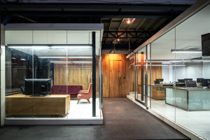 Paknam Office | Office buildings | Archimontage Design Fields Sophisticated