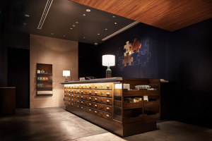 The Royal Park Canvas - Ginza 8 | Hotel interiors | GARDE