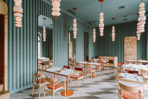 OPASLY TOM Restaurant | Restaurant interiors | Buck.Studio
