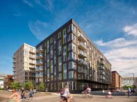 Modera Pearl | Apartment blocks | SERA Architects
