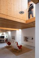 LMF - Loft Miraflor | Living space | a*l - Alexandre Loureiro Architecture Studio