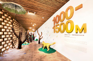 Taichung World Flora Expo, Discovery Pavilion | Installations | Cogitoimage International