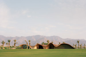 Ayla Golf Academy & Clubhouse | Sports halls | Oppenheim Architecture + Design