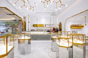 Dr. Bravura Bird's Nest Drink & Dessert Store   Shop interiors   TOWOdesign