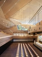 Andermatt Concert Hall | Concert halls | Studio Seilern Architects